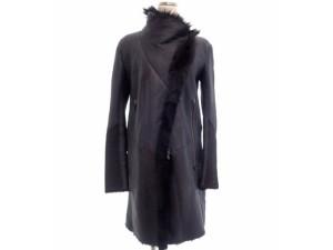 ヴィエスピー(VSP) ムートン(MOUTON) ロングコートを店頭買取にて神奈川県横浜市のお客様より高価買取いたしました。