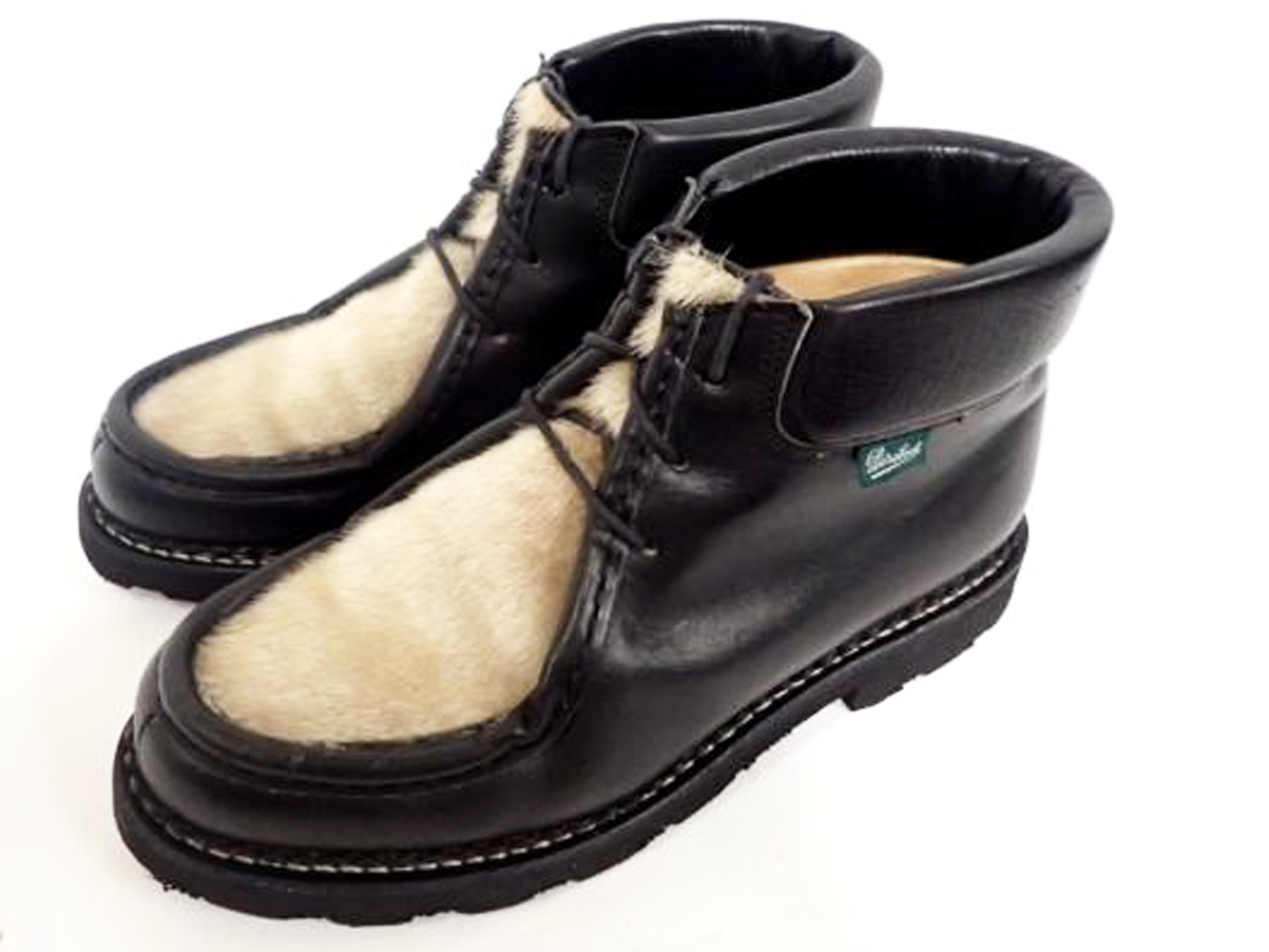 Paraboot パラブーツ UA別注 MILLY ミリー フォック ハイカット チロリアンシューズ ブーツを埼玉県川越市にお住いのお客様より店頭買取にて高価買取いたしました。