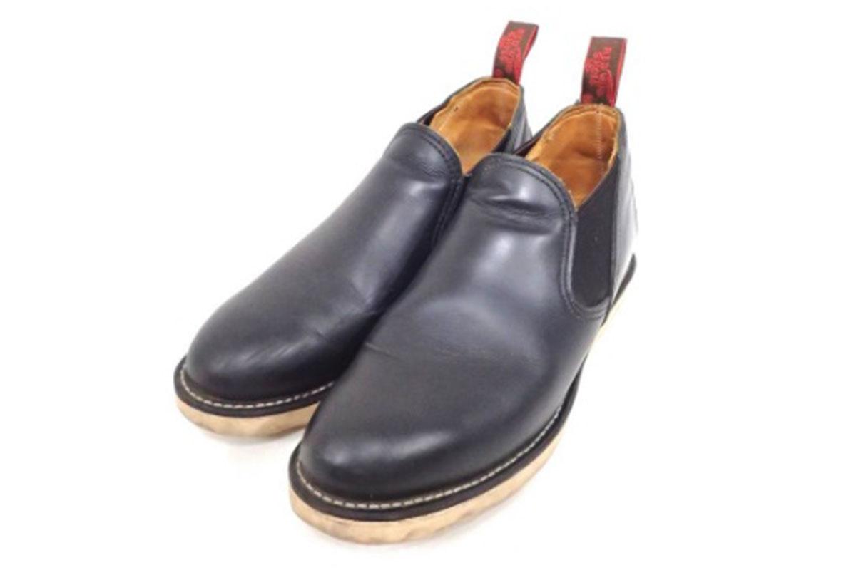 レッドウィング(RED WING) 8142 ロメオ サイドゴア ブーツを店頭買取にて神奈川県厚木市にお住いのお客様より高価買取いたしました。