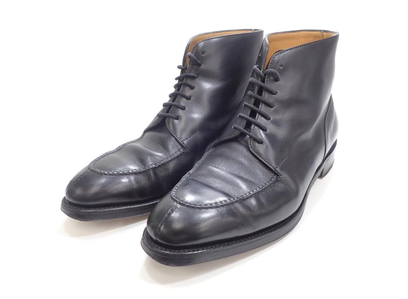 ジョンロブ(JOHN LOBB) シャンボードⅡブーツ(CHAMBORDⅡ BOOT) Uチップ ブーツを宅配買取にて神奈川県川崎市にお住いのお客様より高価買取いたしました。
