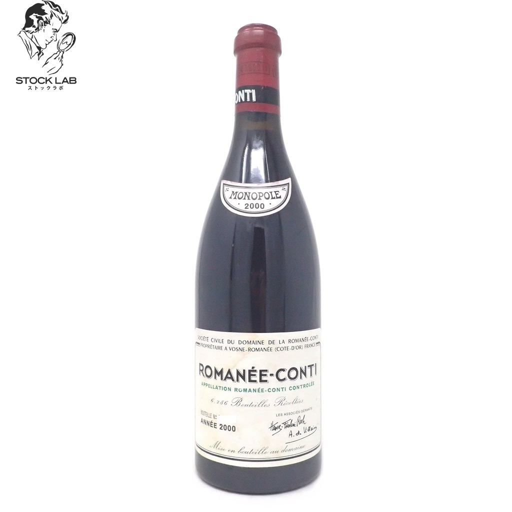 DRCロマネ・コンティ (Romanee Conti) 2000