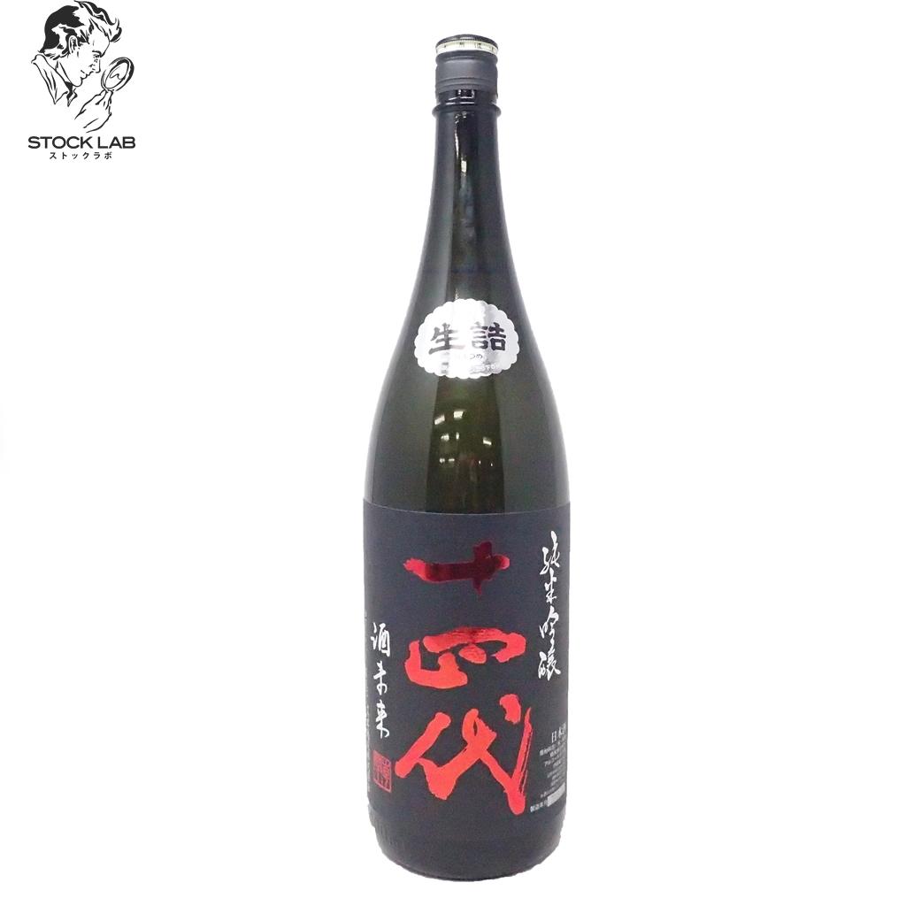 未開栓★十四代 純米吟醸 酒未来 19年6月 1800ml