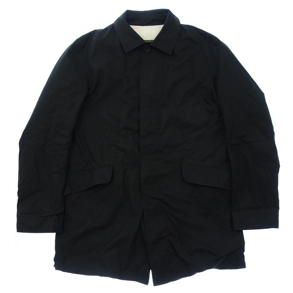 ◆Paul Harnden ポールハーデン Mac coat マックコート ベンタイル コットン