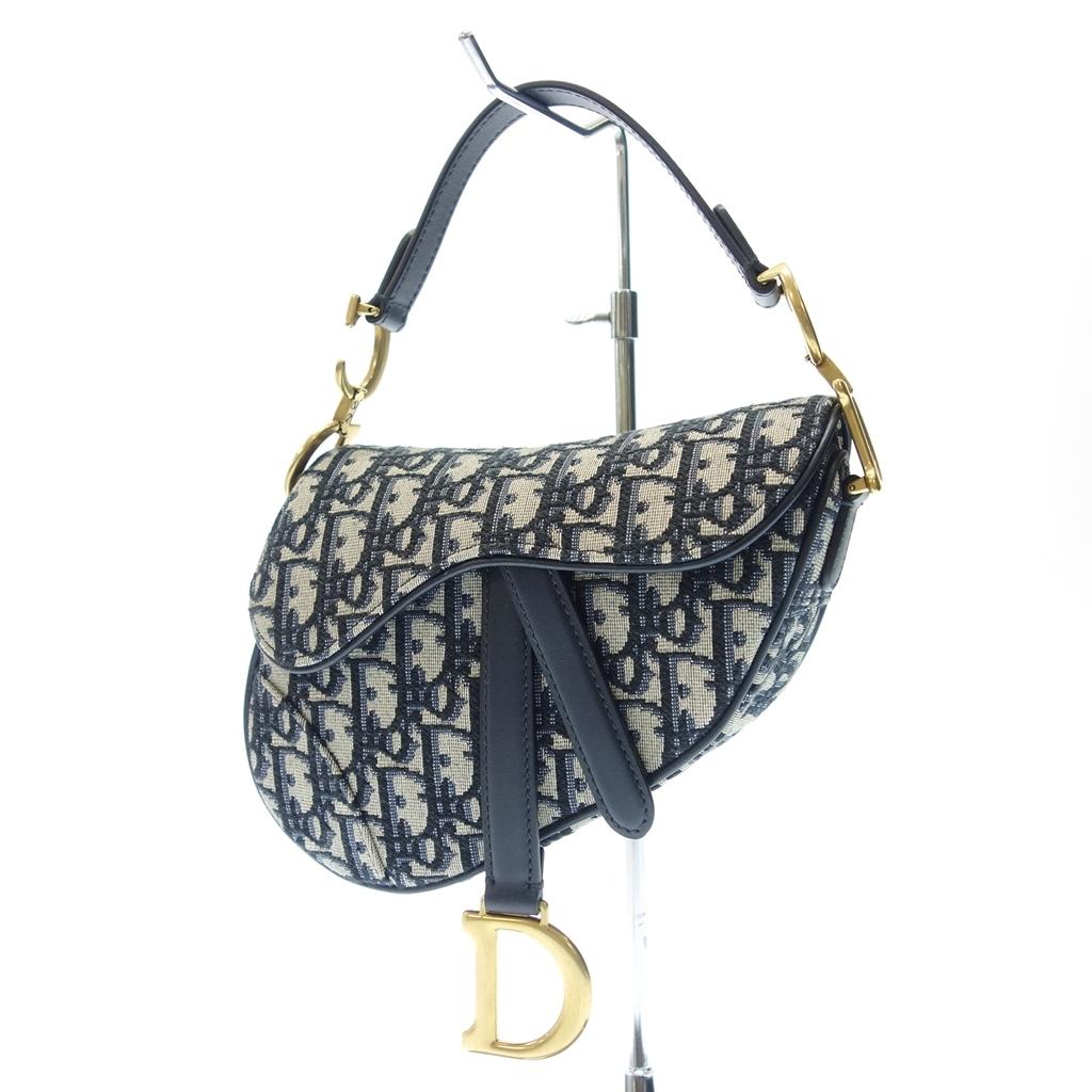 Christian Dior クリスチャンディオール サドル ミニバッグ オブリーク